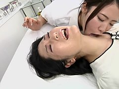 Chinese gay girl salacious spitting massage clinic Subtitled mature sex