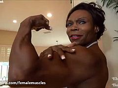 Wonderful experimental damsels muscles compilation episodes - element a pair of